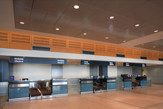 Qantas Sydney Domestic Terminal 1