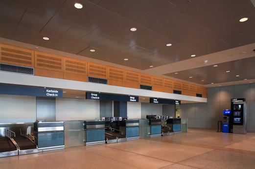 Qantas Sydney Domestic Terminal 2