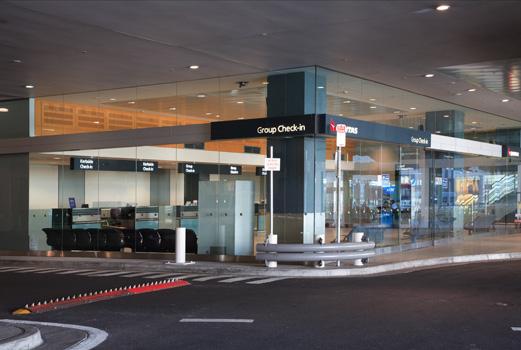 Qantas Sydney Domestic Terminal 4