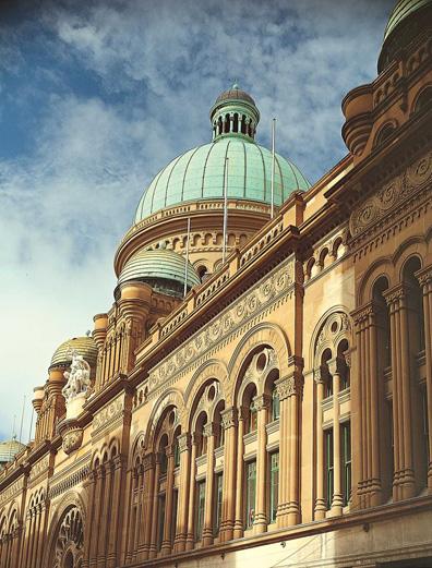 Queen Victoria Building 1
