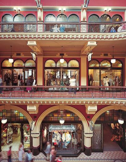 Queen Victoria Building 3