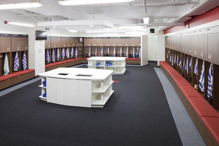 3. Sydney Swans Locker Rm _ Traing Facilities 2013 001