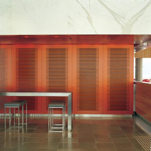 Qantas Club Lounge 2